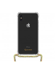 "Lotta Power Phone Necklace mobile phone case 14.7 cm (5.8"") Cover Multicolour"