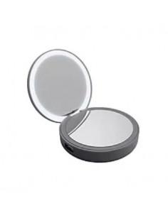 Lotta Power Make-up mirror power bank Grey Lithium Polymer (LiPo) 4000 mAh