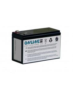 ONLINE USV-Systeme BCZA1500 UPS battery