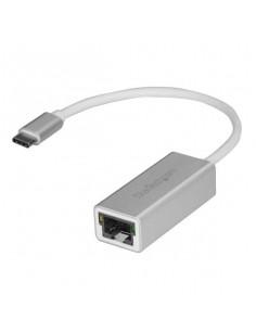 StarTech.com USB-C to Gigabit Network Adapter - Silver