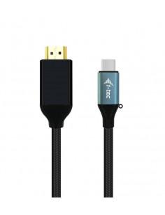 i-tec USB-C HDMI Cable Adapter 4K   60 Hz 150cm