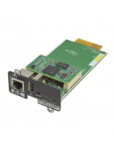 Eaton NETWORK-M2 networking card Ethernet 1000 Mbit s Internal
