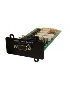Eaton Relay Card-MS interface cards adapter Serial Internal