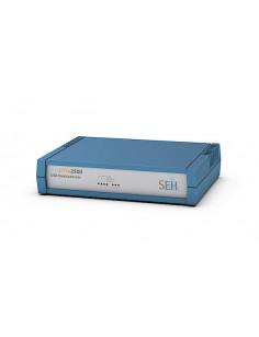 SEH myUTN-2500 print server Blue Ethernet LAN