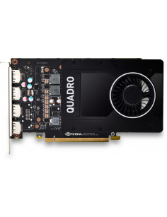 HP 6YT67AA graphics card NVIDIA Quadro P2200 5 GB GDDR5X
