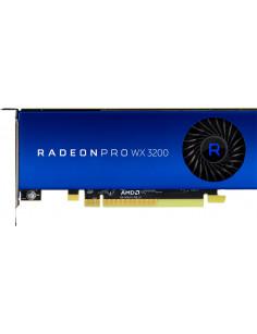 HP AMD Radeon Pro WX 3200 4GB (4)mDP GFX