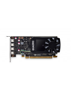 HP NVIDIA Quadro P1000 4GB Graphics
