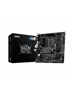 MSI B460M Pro-VDH Intel B460 LGA 1200 micro ATX