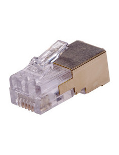 Axis 01182-001 wire connector RJ-12 Gold, White