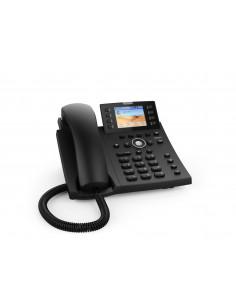 Snom D335 IP phone Black Wired handset TFT