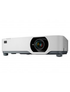 NEC P525UL data projector 5000 ANSI lumens 3LCD WUXGA (1920x1200) Ceiling   Floor mounted projector White