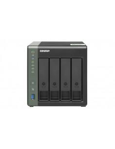 QNAP TS-431KX-2G NAS storage server Alpine AL-214 Ethernet LAN Tower Black
