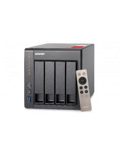 QNAP TS-451+ J1900 Ethernet LAN Tower Black NAS