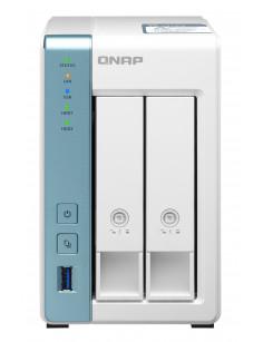 QNAP TS-231P3 AL314 Ethernet LAN Tower White NAS