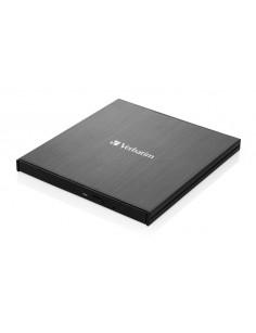 Verbatim 43888 optical disc drive Black Blu-Ray DVD Combo