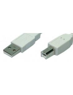M-Cab SON6840 cabluri USB 2 m 2.0 USB A USB B Gri