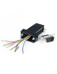 StarTech.com DB9 to RJ45 Modular Adapter - M F