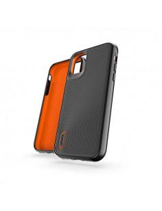"GEAR4 Battersea mobile phone case 15.5 cm (6.1"") Cover Black, Orange"