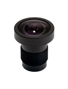 Axis 5504-961 camera lens IP Camera Wide lens Black