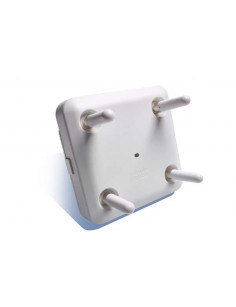 Cisco AIR-AP3802E-E-K9 wireless access point 5200 Mbit s White