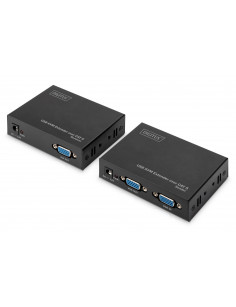 Digitus DS-51201 extender KVM Transmițător și receptor