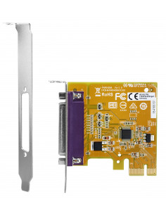 HP PCIe x1 Parallel Port Card interface cards adapter