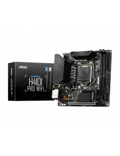 MSI H410I Pro Wifi Intel H410 LGA 1200 mini ITX