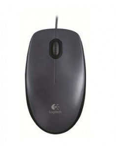 Logitech M90 mouse USB Type-A Optical 1000 DPI