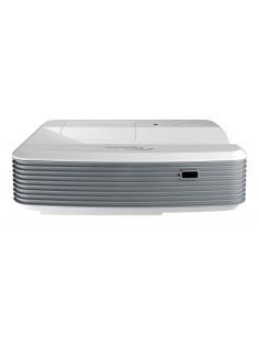 Optoma EH320USTi data projector Desktop projector 4000 ANSI lumens DLP 1080p (1920x1080) 3D Grey