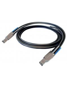 Microsemi ADAPTEC E-HDMSAS-E-HDMSAS-2M 12 Gbit s Black