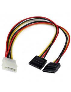 StarTech.com PYO2LP4SATA cablu alimentare energie electrica intern 0,304 m