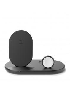 Belkin WIZ001VFBK mobile device charger Black Indoor
