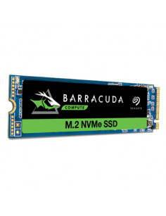 Seagate BarraCuda 510 M.2 500 GB PCI Express 3.0 3D TLC NVMe