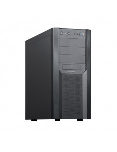 Chieftec CW-01B-OP computer case Tower Black