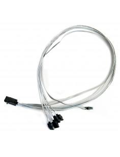 Microsemi ADAPTEC I-HDMSAS-4SATA-SB.8M 0.8 m 6 Gbit s