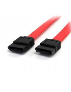 StarTech.com SATA12 cabluri SATA 0,3 m Roşu