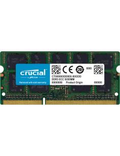 Crucial CT8G3S160BM memory module 8 GB 1 x 8 GB DDR3 1600 MHz