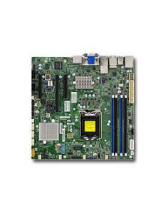 Supermicro X11SSZ-TLN4F server workstation motherboard Intel® C236 LGA 1151 (Socket H4) micro ATX