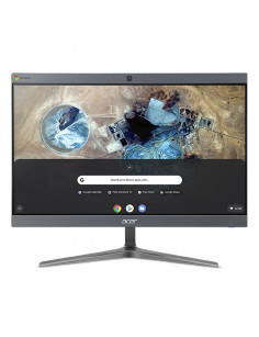 "Acer Chromebase CA24I2 60.5 cm (23.8"") 1920 x 1080 pixels Touchscreen 8th gen Intel® Core™ i3 8 GB DDR4-SDRAM 32 GB SSD Chrome"