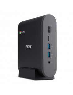 Acer Chromebox CXI3 i3-8130U mini PC 8th gen Intel® Core™ i3 4 GB DDR4-SDRAM 64 GB SSD Chrome OS Black