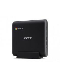 Acer Chromebox CXI3 3867U mini PC Intel® Celeron® 4 GB DDR4-SDRAM 32 GB SSD Chrome OS Black