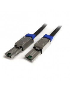 StarTech.com 1m External Mini SAS Cable - Serial Attached SCSI SFF-8088 to SFF-8088
