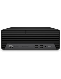 HP ProDesk 405 G6 3400G SFF AMD Ryzen 5 16 GB DDR4-SDRAM 512 GB SSD Windows 10 Pro PC Black
