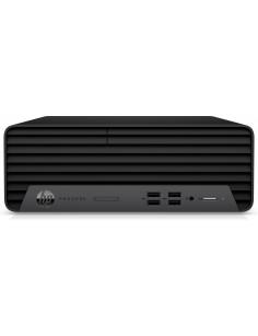 HP ProDesk 405 G6 3400G SFF AMD Ryzen 5 8 GB DDR4-SDRAM 256 GB SSD Windows 10 Pro PC Black