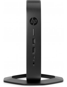 HP t640 Thin Client 2.4 GHz R1505G Windows 10 IoT Enterprise 1 kg Black