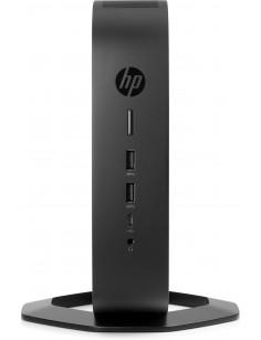 HP t740 Thin Client 3.25 GHz V1756B Windows 10 IoT Enterprise 1.33 kg Black