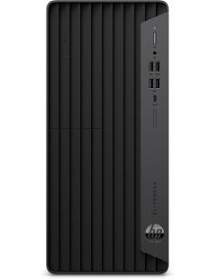 HP EliteDesk 800 G6 i5-10500 Tower 10th gen Intel® Core™ i5 16 GB DDR4-SDRAM 256 GB SSD Windows 10 Pro PC Black