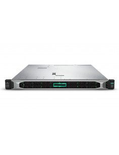 Hewlett Packard Enterprise ProLiant DL360 Gen10 server 26.4 TB 2.1 GHz 16 GB Rack (1U) Intel Xeon Silver 500 W DDR4-SDRAM