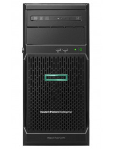Hewlett Packard Enterprise ProLiant ML30 Gen10 server 56 TB 3.4 GHz 16 GB Tower (4U) Intel Xeon E 350 W DDR4-SDRAM