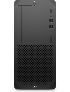 HP Z2 G5 i5-10500 Tower 10th gen Intel® Core™ i5 8 GB DDR4-SDRAM 256 GB SSD Windows 10 Pro for Workstations Workstation Black